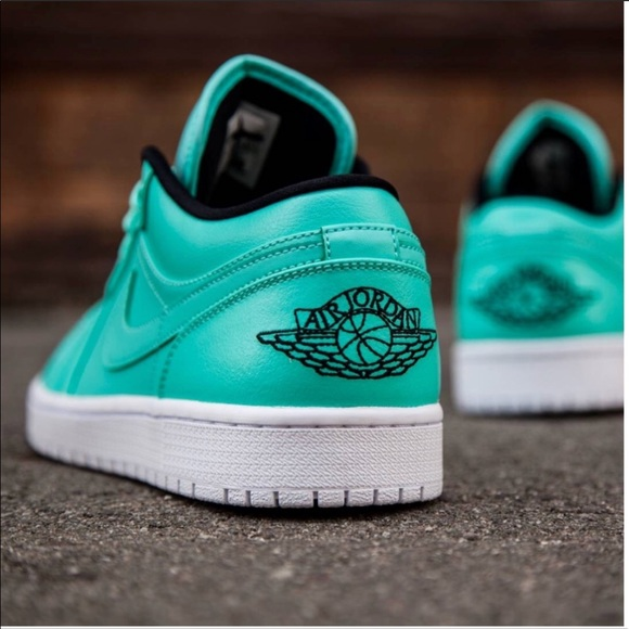 fa2a5dcdc Nike Shoes | Nwob Jordan 1 Low Tiffany Blue Mens Size 13 | Poshmark